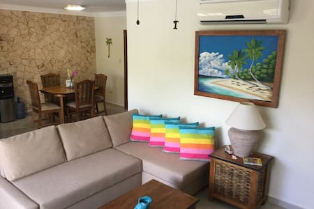 Quiet setting close to the beach. - Punta Cana