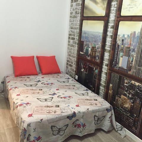 Chambre privée à 10 min de Orly - Choisy-le-Roi - Appartement en résidence