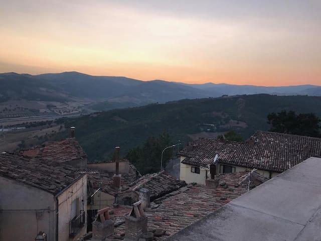 Guardia Perticara, un gioiello nella Basilicata