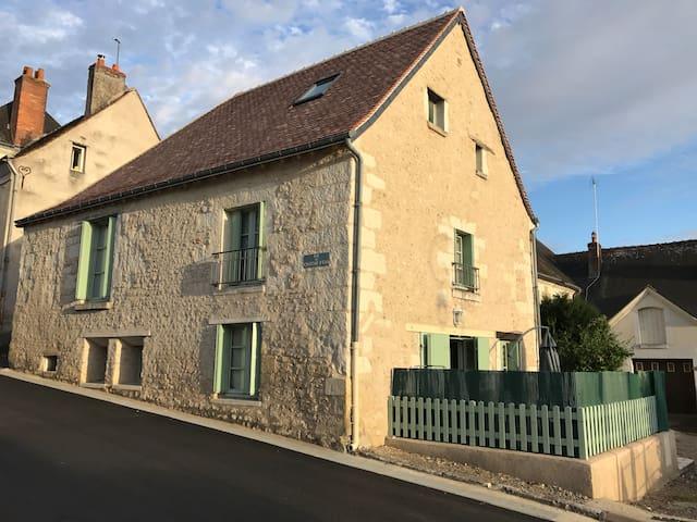Maison avec charme à 5min-château de Chenonceau
