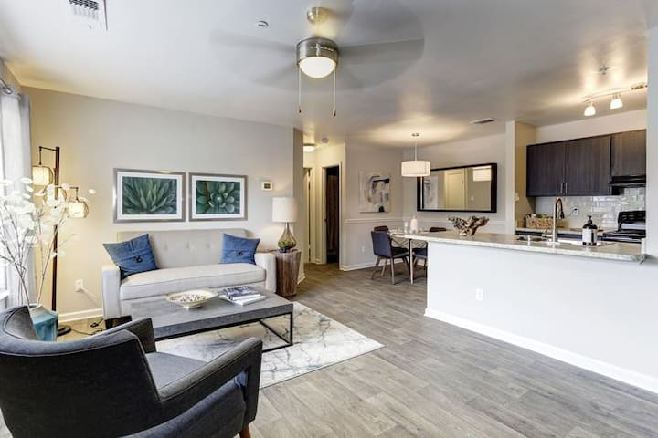 Everything you need | 1BR in Abingdon