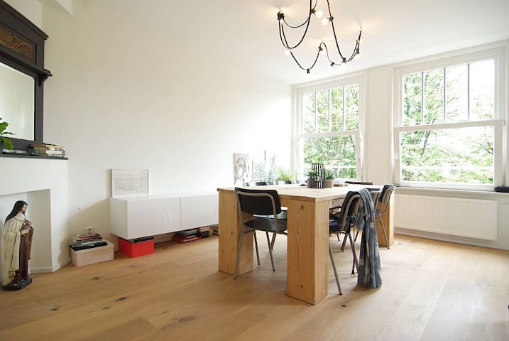 Cozy & Homy Stay in the heart of West Amsterdam