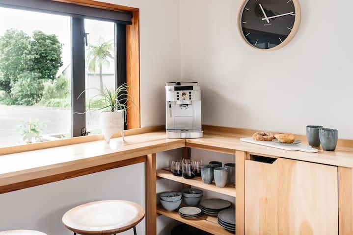 Charming Cottage in Boutique Vineyard - Coastal NZ - Haumoana - Pensió