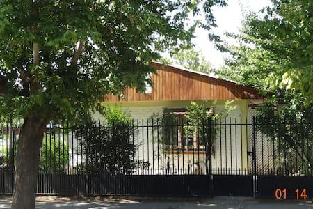 Habitaciones xdía, Macul, RM,Chile - Macul - Hus