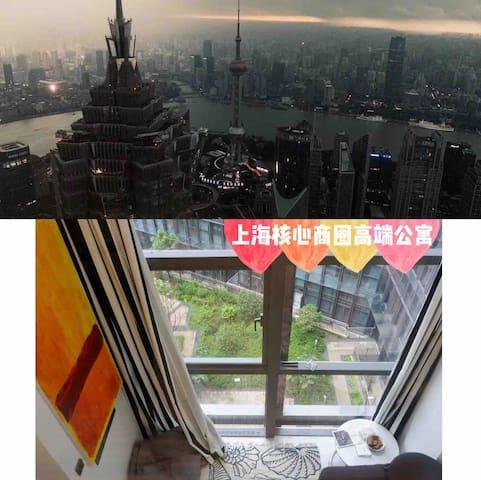 陆家嘴|世博滨江|6号线|临沂新村|近西藏南路徐家汇|南浦大桥|全新内环CBD  高科技loft公寓