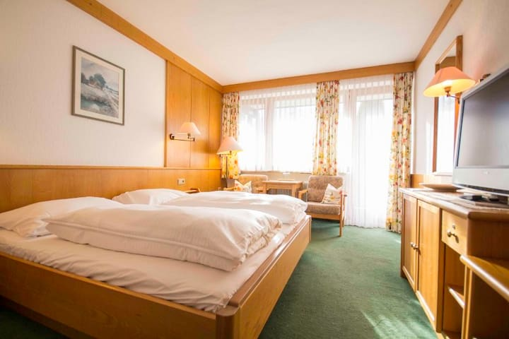 Double Room with Balcony incl. Breakfast