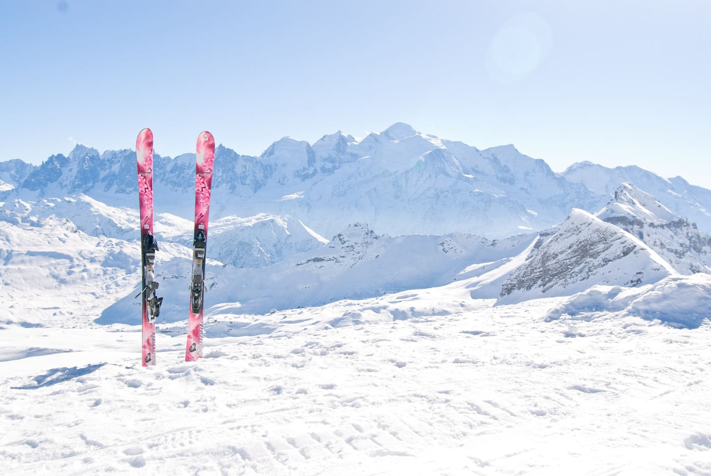 You will love to ski these award-winning slopes!