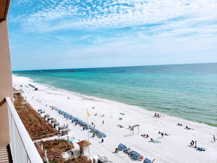 Amazing View - 6th Floor Gulf Front Condo