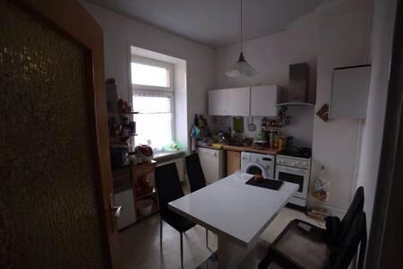 메세 기간 또는 여행자를 위한 편안한 숙소입니다. - Frankfurt am Main - Apartamento