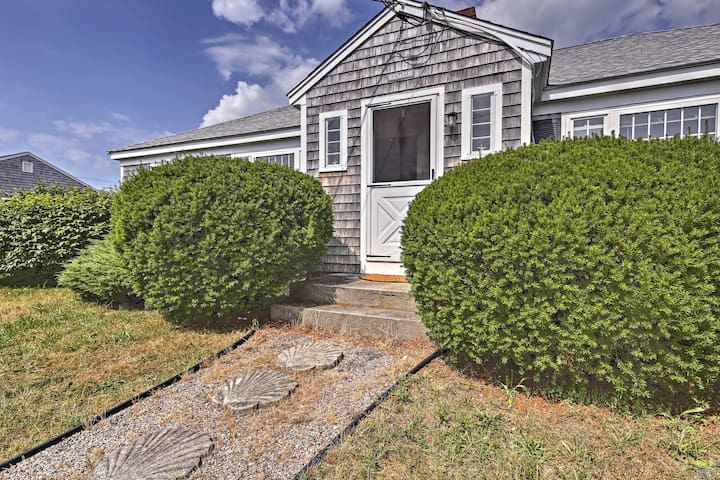 Updated Cottage - 300 Feet to Craigville Beach!