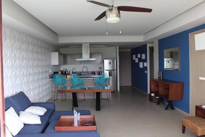"Depa Acapulco La Isla Residences ""Chulita`s Place"""