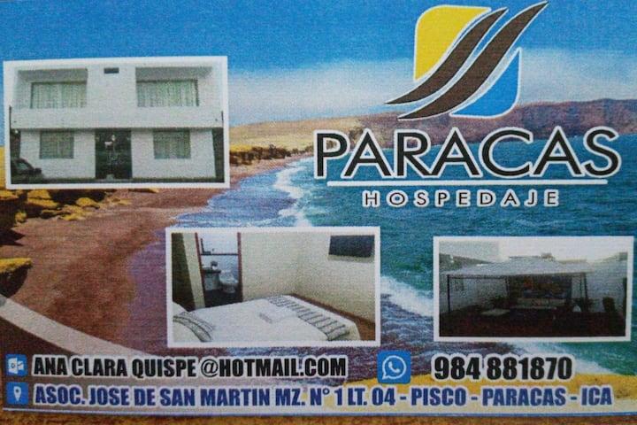 HABITACIONES EN PARACAS