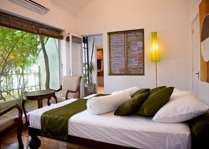 St Annes Lagoon House - Kalpitiya - ที่พักพร้อมอาหารเช้า