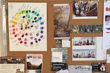 On the notice board, see what music and arts events are coming up in Beechworth and surrounds. And feel free to add any information you've found while travelling around :)