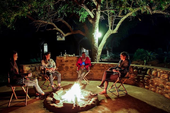 AFFORDABLE BIG FIVE, SELF CATERING LODGE