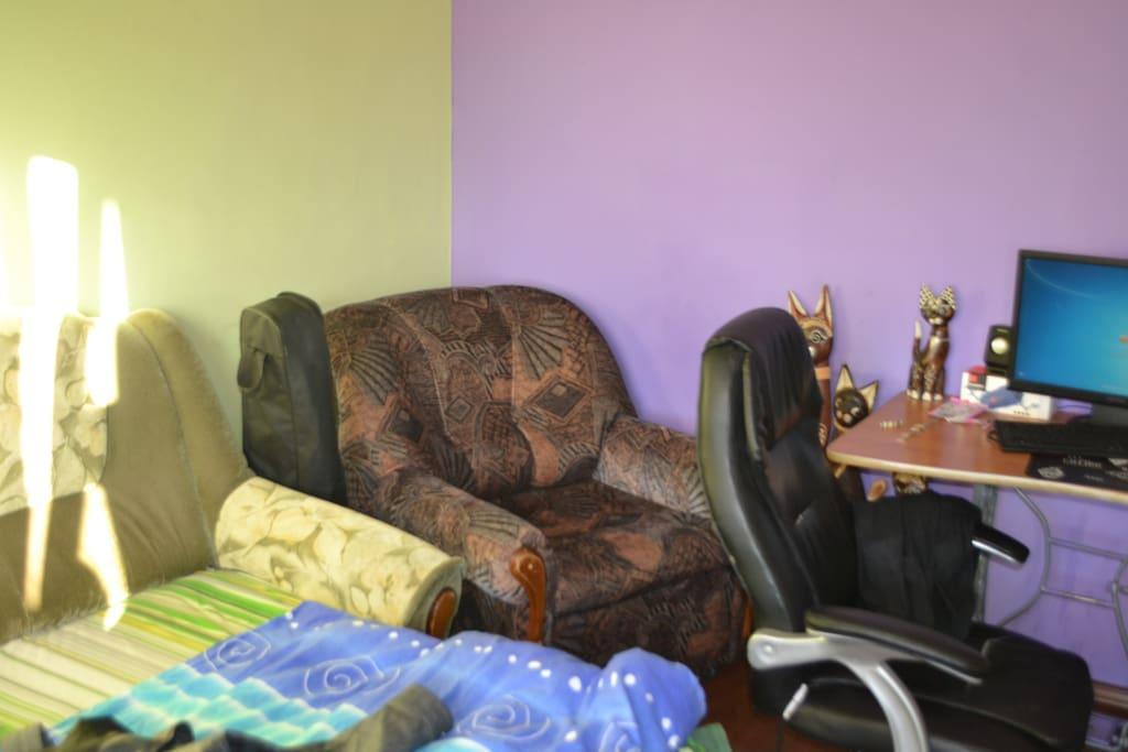 Room 2  Комната 2