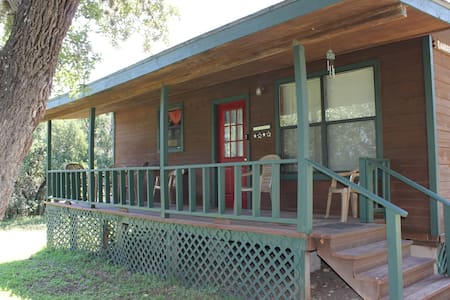 The Bandera Cabin @ Whiskey Mountain - Leakey