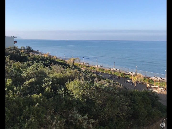 Beach apartment San Vincenzo
