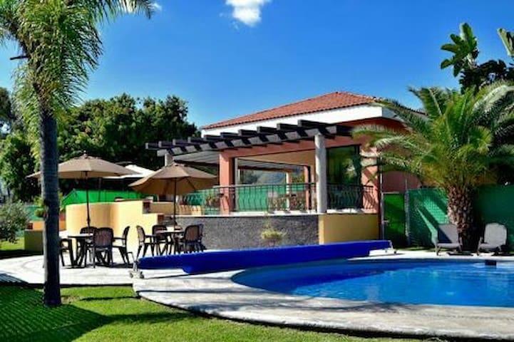 Casa Hamacas/Hamacas House