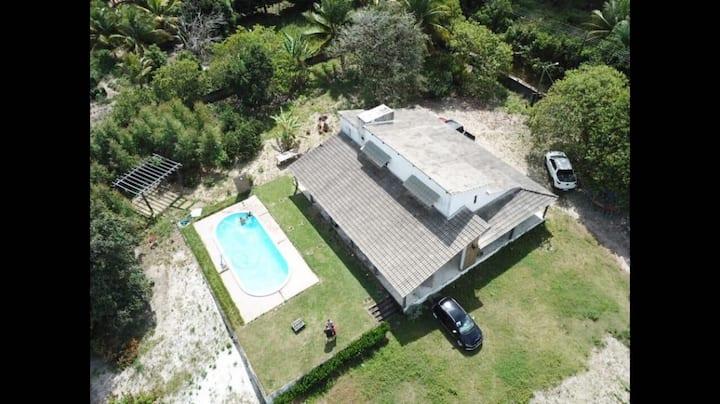 Casa de campo próximo a Jacumã.