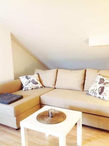 Gemütliche 2 Zimmerwohnung - Calden - Appartement