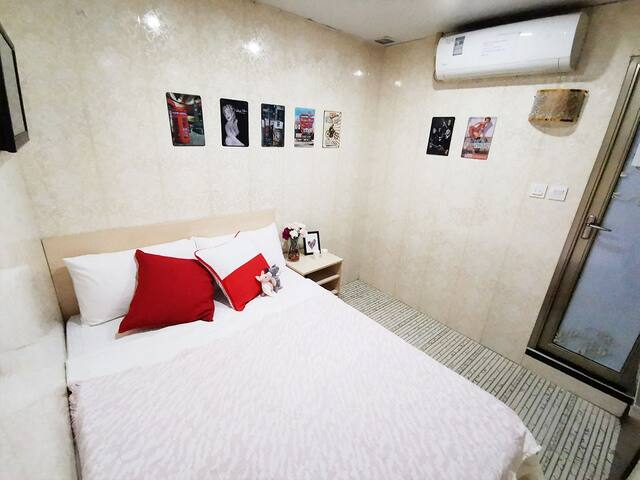 Budget Double Room 1 (No Window)
