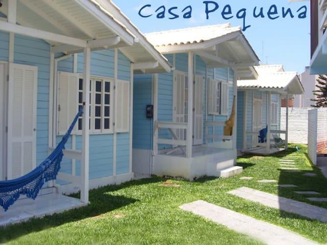 Casa da Pracinha, Lagoa da Conceição - Florianópolis - Casa