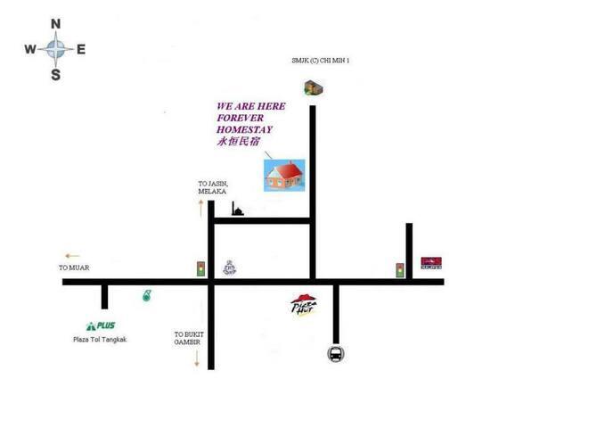 东甲永恒名宿是现代双层楼度假屋。理想的位置和舒适的居住环境。设有5间卧室,可住宿多达20人的名宿