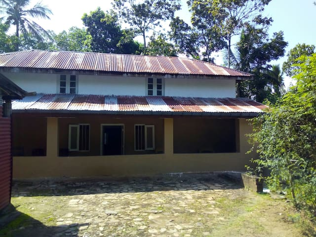 Eco friendly cottage in Kandy