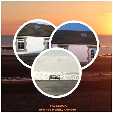 Ayr Seaside Cottage - Girvan - 獨棟