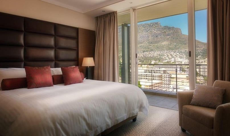 Luxury Studio 5 star Hotel - Cape Town City Bowl - Cape Town - Lejlighed