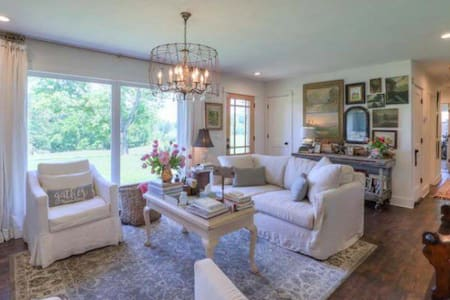 Minnie Farm: Respite & Relaxation in Country Luxe