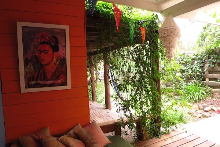 Habitación Privada para parejas en Morada Corazón