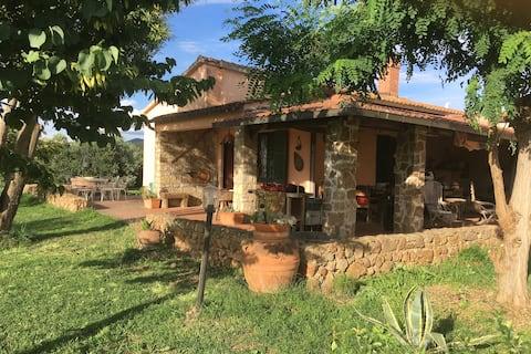 Casa Romeo - Country house in Tuscan Maremma