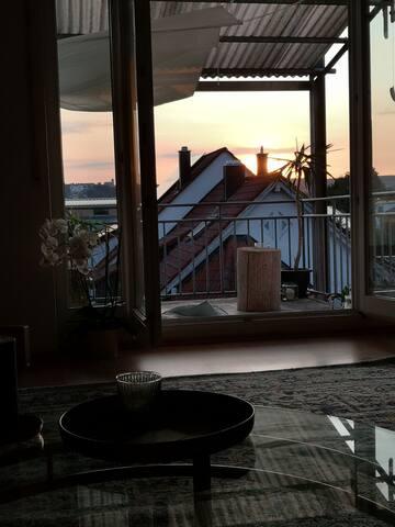 Charmante, sonnige Wohnung