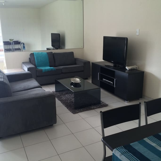 Lounge and dinning room