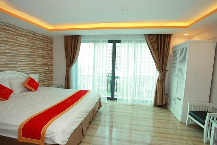 ANKHANH 1 | DOUBLE ROOM | NEAR THIEN DUONG BAO SON
