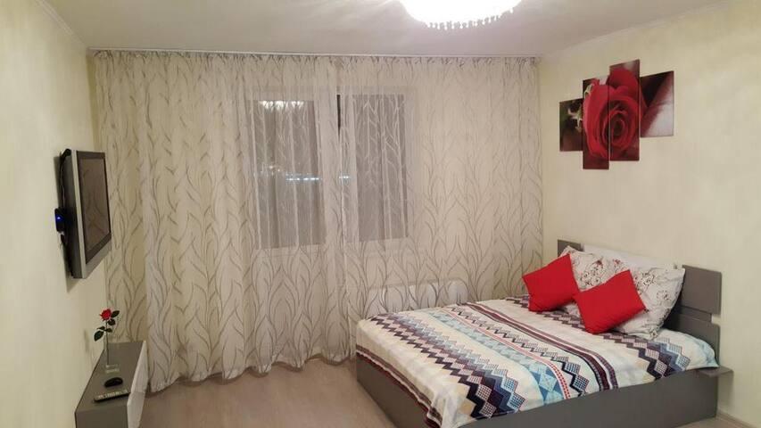 Очень уютная квартира-студия