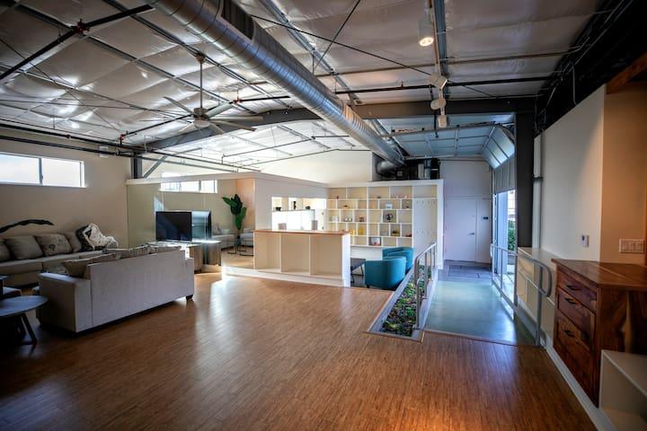 """Studio 882 in the """"BitterSweet"""" Building"""
