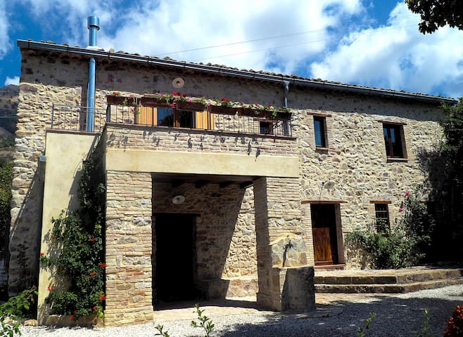 Charming Villa in Sicily - Polizzi Generosa - Rumah