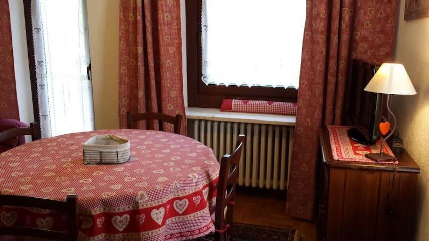 Maison di Luisa Nigritella - Courmayeur - Dům