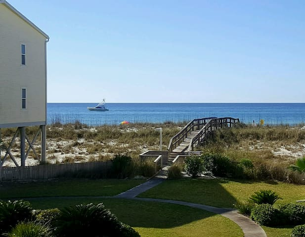 Affordable Gulf View Condo w/ pool - Pensacola Beach - Condominium
