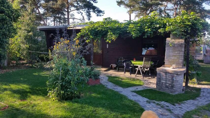 Ferienhaus im Grünen- Berliner Umland - Britz - Chatka