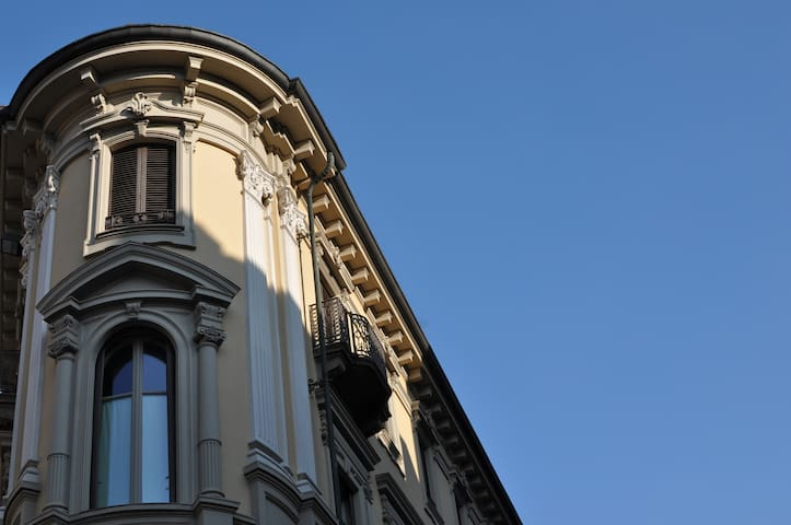 Luxury Lounge in Turin City Centre - Turijn - Appartement