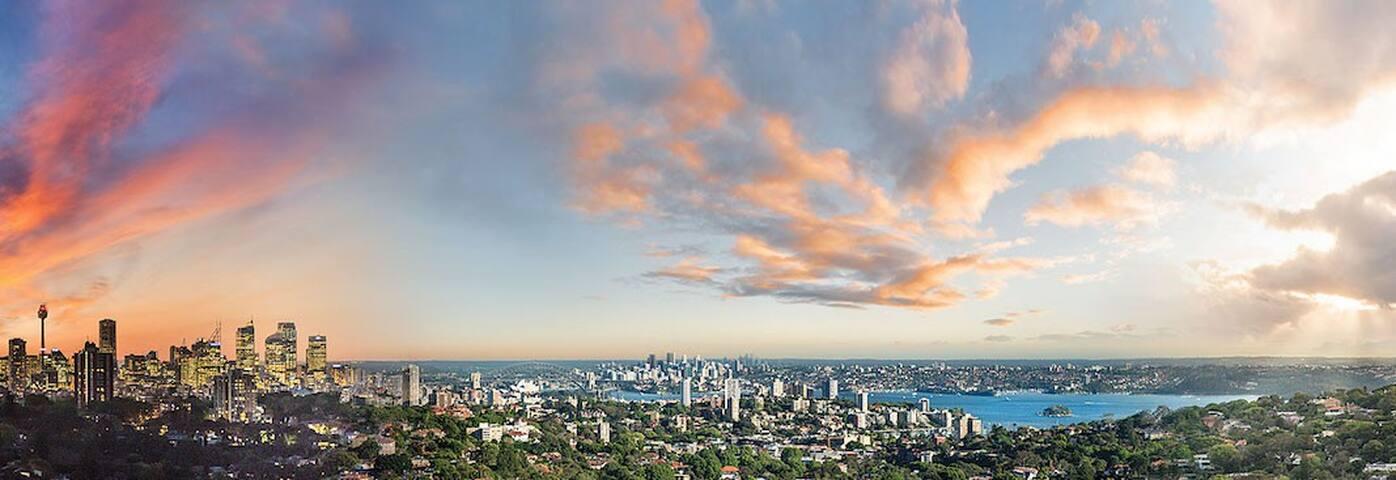 Sydney Harbour Studio - Greenwich - Leilighet