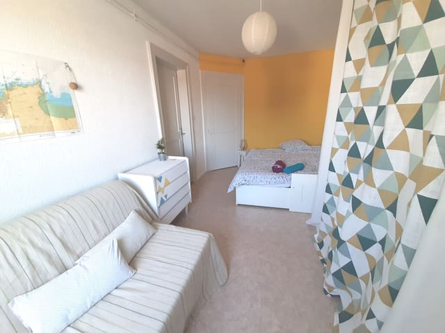 Jolie chambre dans appartement cosy - near Basel