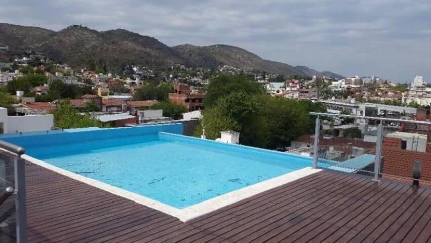 EDIFICIO CENTRICO STEFANO II PARA 4 PERS - Villa Carlos Paz - Pis