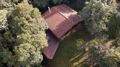 Casa Floresta, Topo da Serra da Bocaina