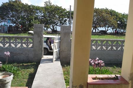 Oceanfront, Small town, outdoor activity,Location - Santa Cruz Del Norte - Ház