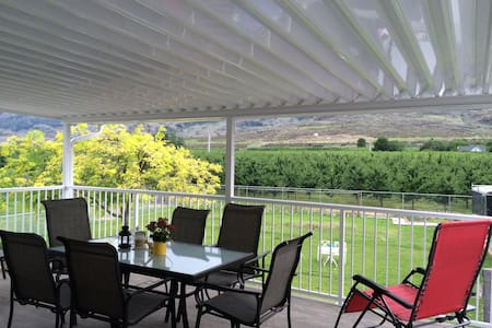 Orchard view home near downtown Osoyoos - Osoyoos - Ev